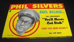 Phil Silvers Sgt. Bilko