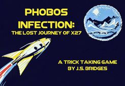 Phobos Infection: The Lost Journey of X27