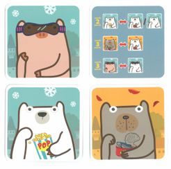 Pick-a-Polar Bear: Pig and Dog Expansion