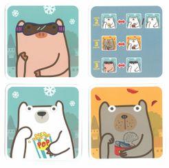 Pick-a-Polar Bear: Pig and Dog Expansion