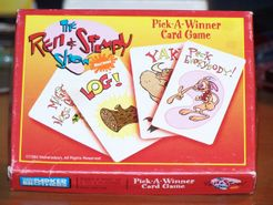 Pick-A-Winner Card Game