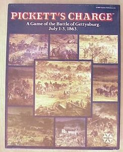 Pickett's Charge: A Game of the Battle of Gettysburg