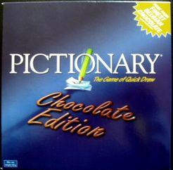Pictionary Chocolate Edition