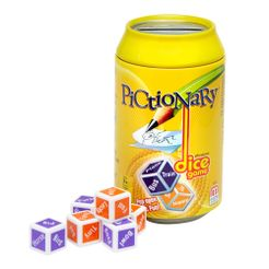Pictionary Dice Game
