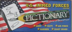 Pictionary: U.S. Armed Forces Edition