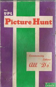 Picture Hunt (Commencing Letters; All