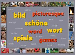 Picturesque Word Games