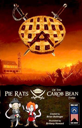 Pie Rats of the Carob Bean Farm