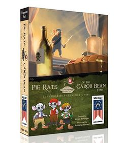 Pie Rats of the Carob Bean Farm: Curse of the Farmer's Wife