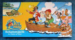 Piet Piraat: Schattenjacht