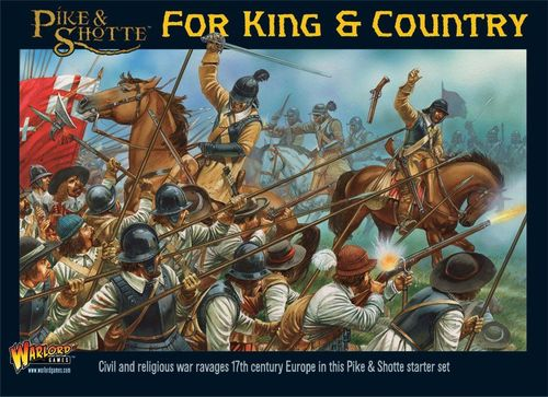 Pike & Shotte: For King and the Country