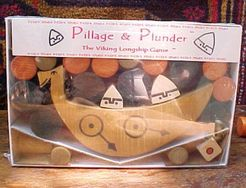 Pillage & Plunder: The Viking Longship Game