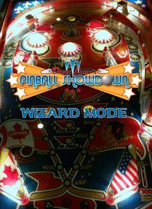 Pinball Showdown: Wizard Mode
