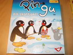 Pingu på skattjakt