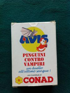 Pinguini contro Vampiri
