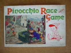 Pinocchio Race Game