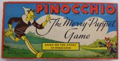 Pinocchio: The Merry Puppet Game