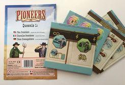 Pioneers: Queenie 1 – New Frontiers
