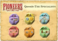 Pioneers: Queenie 2 – The Specialists