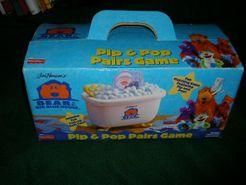 Pip & Pop Pairs Game