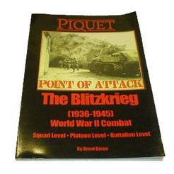 Piquet: Point of Attack II – The Blitzkrieg