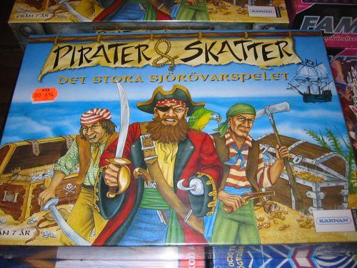 Pirater & Skatter