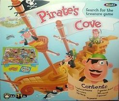 Pirate's Cove: Search for the treasure game