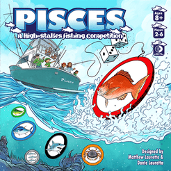 Pisces: A High-Stakes Fishing Competition
