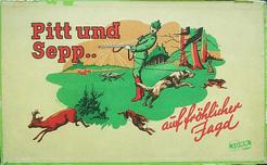 Pitt und Sepp.. auf fröhlicher Jagd