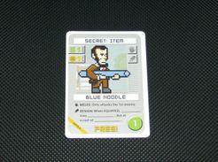 Pixel Lincoln: Blue Noodle Promo Card