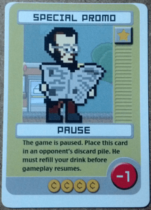 Pixel Lincoln: Pause Promo