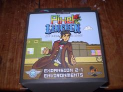 Pixel Lincoln: The Deckbuilding Game – Expansion 2-1: Environments