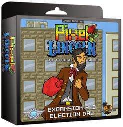 Pixel Lincoln: The Deckbuilding Game – Expansion 2-3: Election Day
