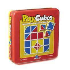 Pixy Cubes