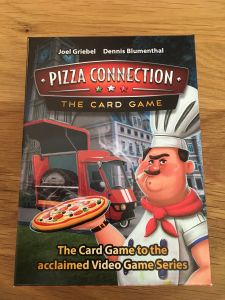 Pizza Connection The Card Game