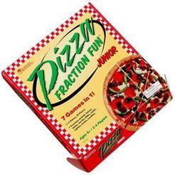 Pizza Fraction Fun Jr.