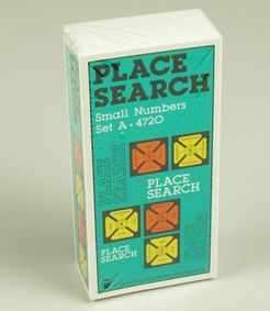 Place Search Small Numbers