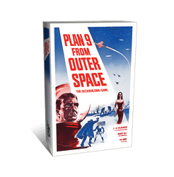 Plan 9 from Outer Space: The Deckbuilding Game