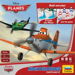 Planes: High Pilotage Starter Game Set