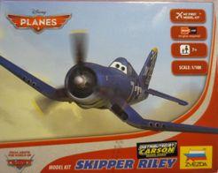 Planes: Skipper Riley