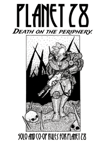 Planet 28: Death on the Periphery – Solo and Co-op Rules