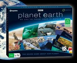 Planet Earth Board Game