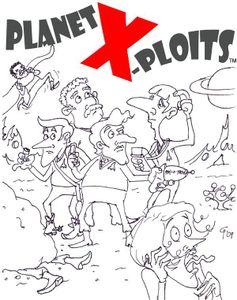 Planet X-ploits