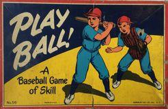 Play Ball! A Baseball Game of Skill