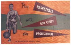 Play Basketball with Bob Cousy