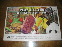 Play & Learn the Childcraft Quiz Game