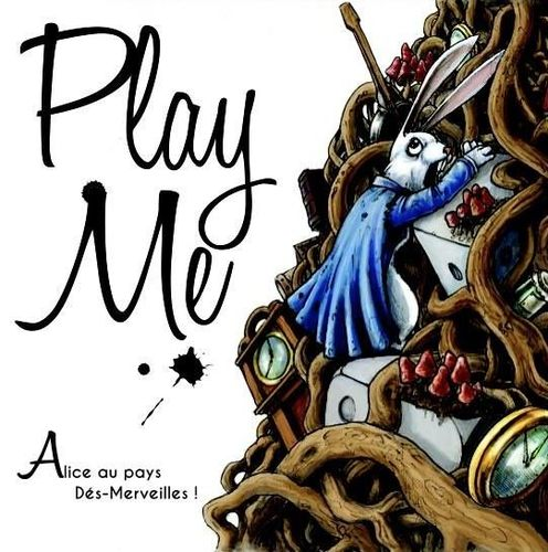Play Me: Alice in Wonderdice