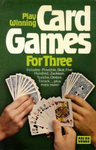 Play Winning Card Games For Three