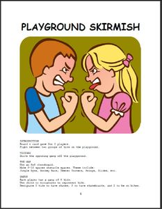 Playground Skirmish