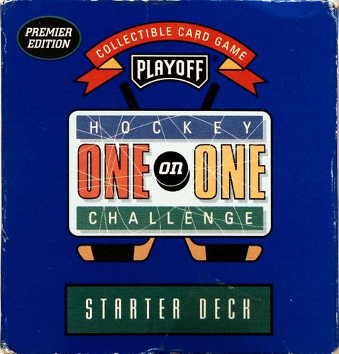 Playoff One-On-One Hockey Challenge